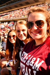 Kyle Field in College Station, Texas